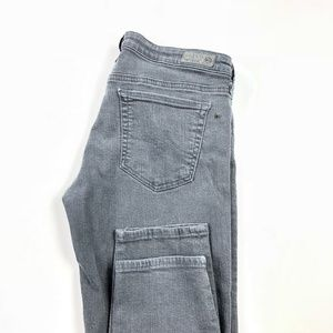 AG Adriano Goldschmied Slim Straight Jeans